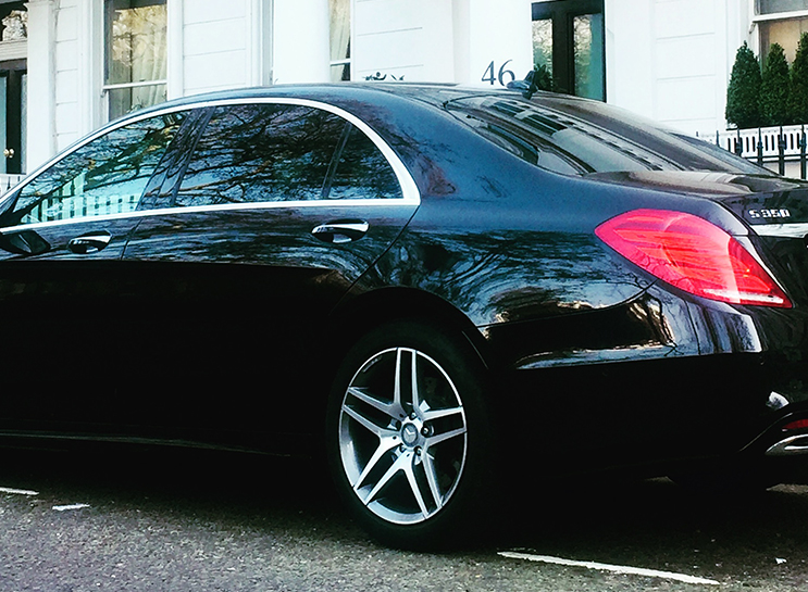 Luxury Chauffeur In Mercedes - London and Hertfordshire